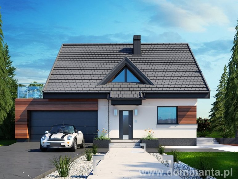 Projekt domu Lolek N2g
